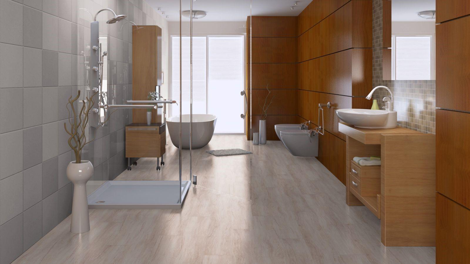 Goedkope Mooie Badkamer : De mogelijkheden betreffende een badkamer vloer